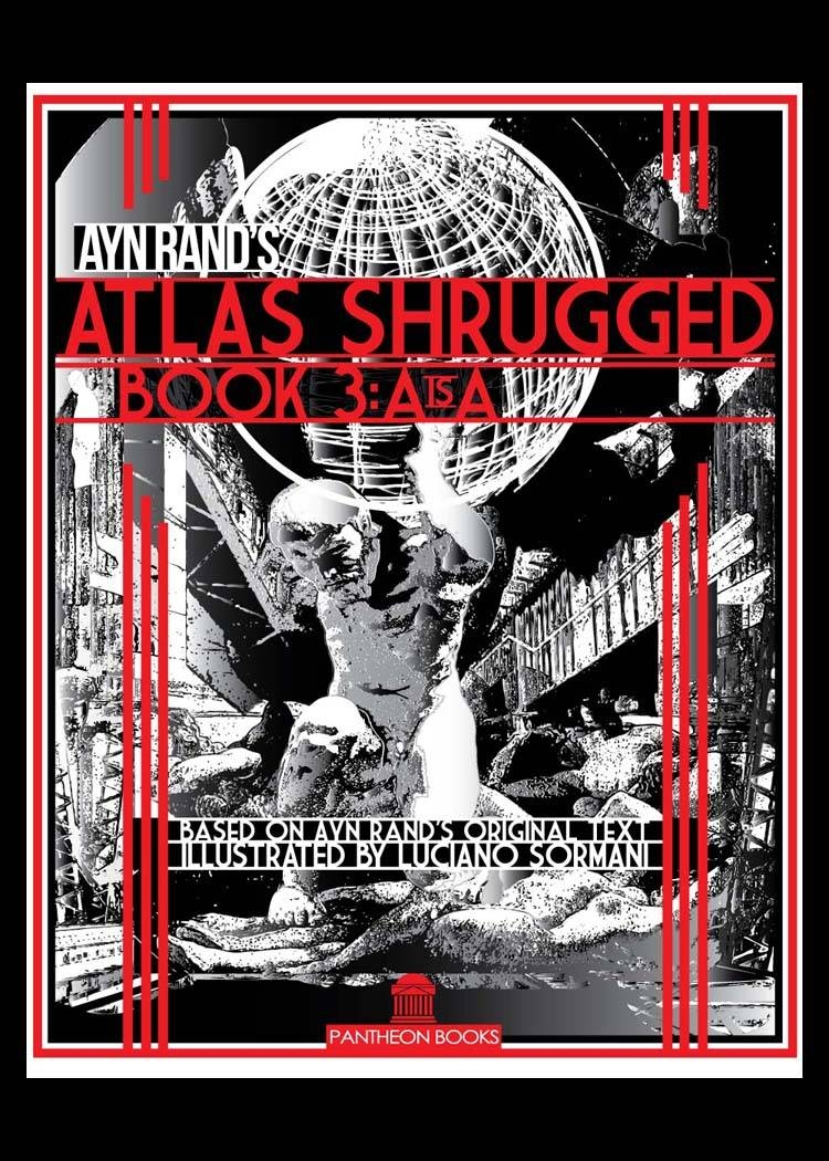 Luciano Sormani Designer – Publication Design Within Most Popular Atlas Shrugged Cover Art (View 20 of 20)