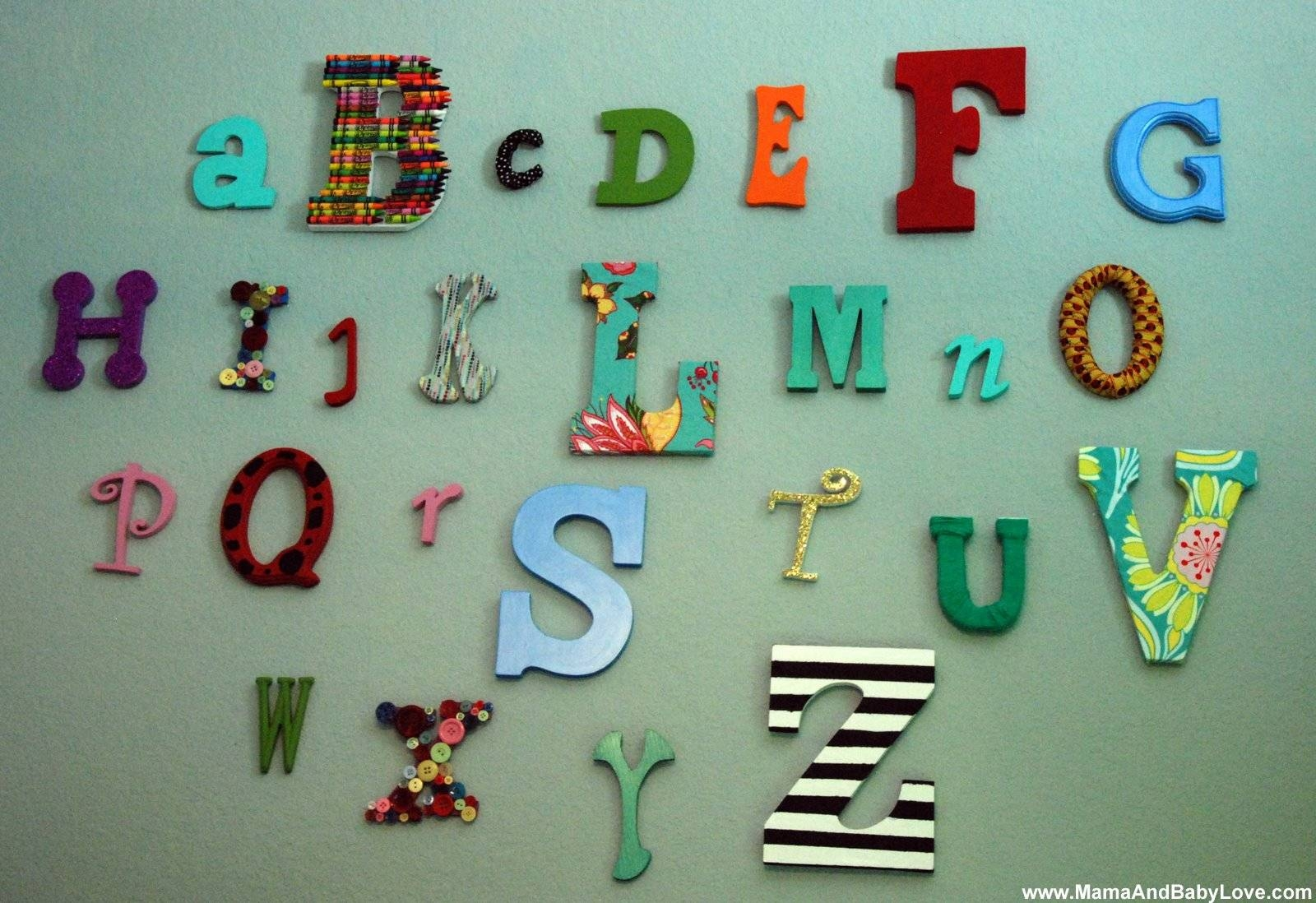 Mab Test: Abc Playroom Wall Art With Current Playroom Wall Art (View 16 of 30)