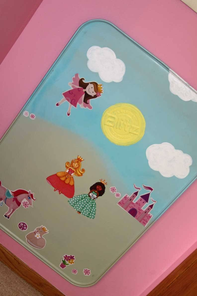 Magnetic Wall Art And Interactive Princess Toy | A Spotted Pony With Regard To Current Preschool Wall Art (View 14 of 30)