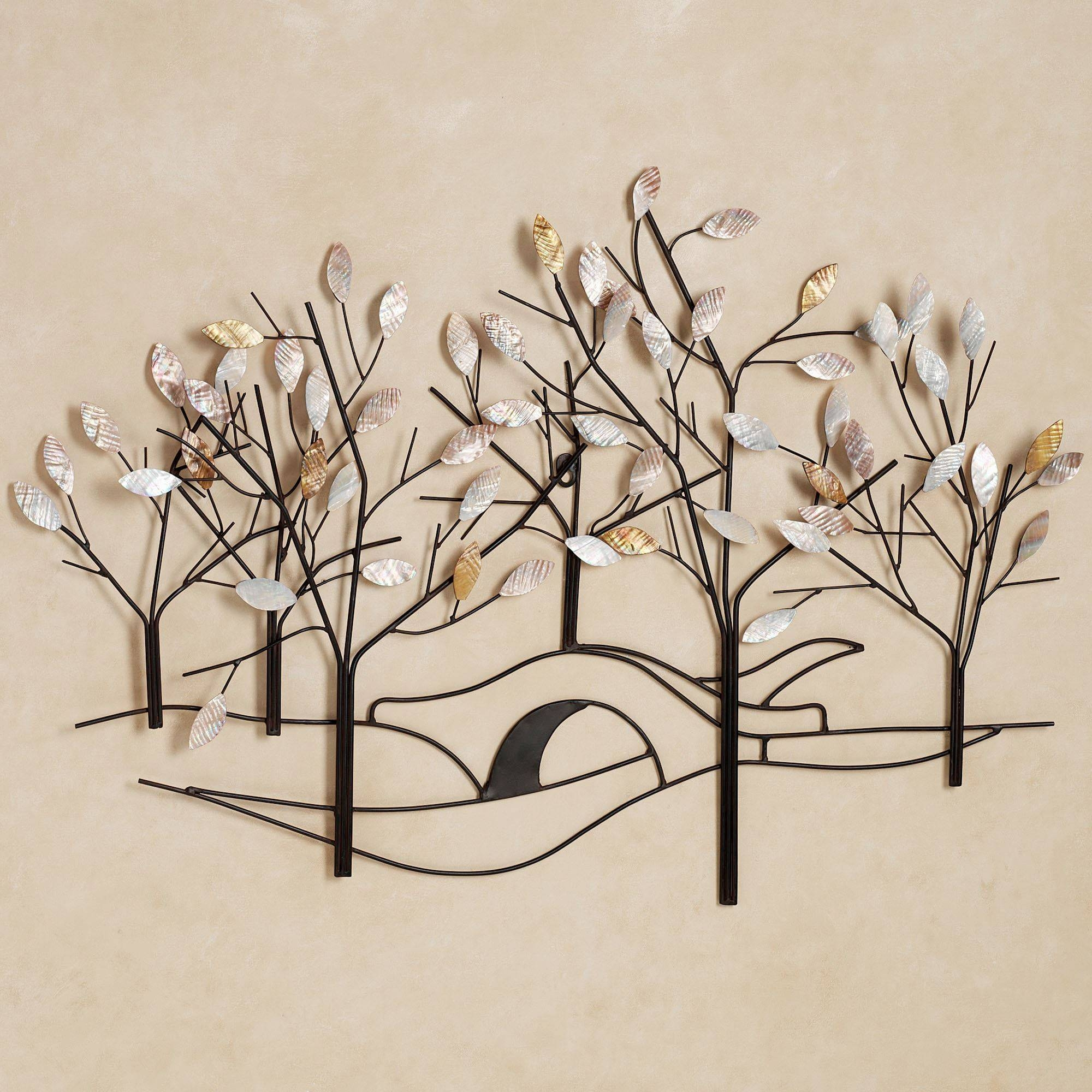 Majestic Solitude Wall Art In Most Up To Date Bronze Tree Wall Art (View 6 of 25)