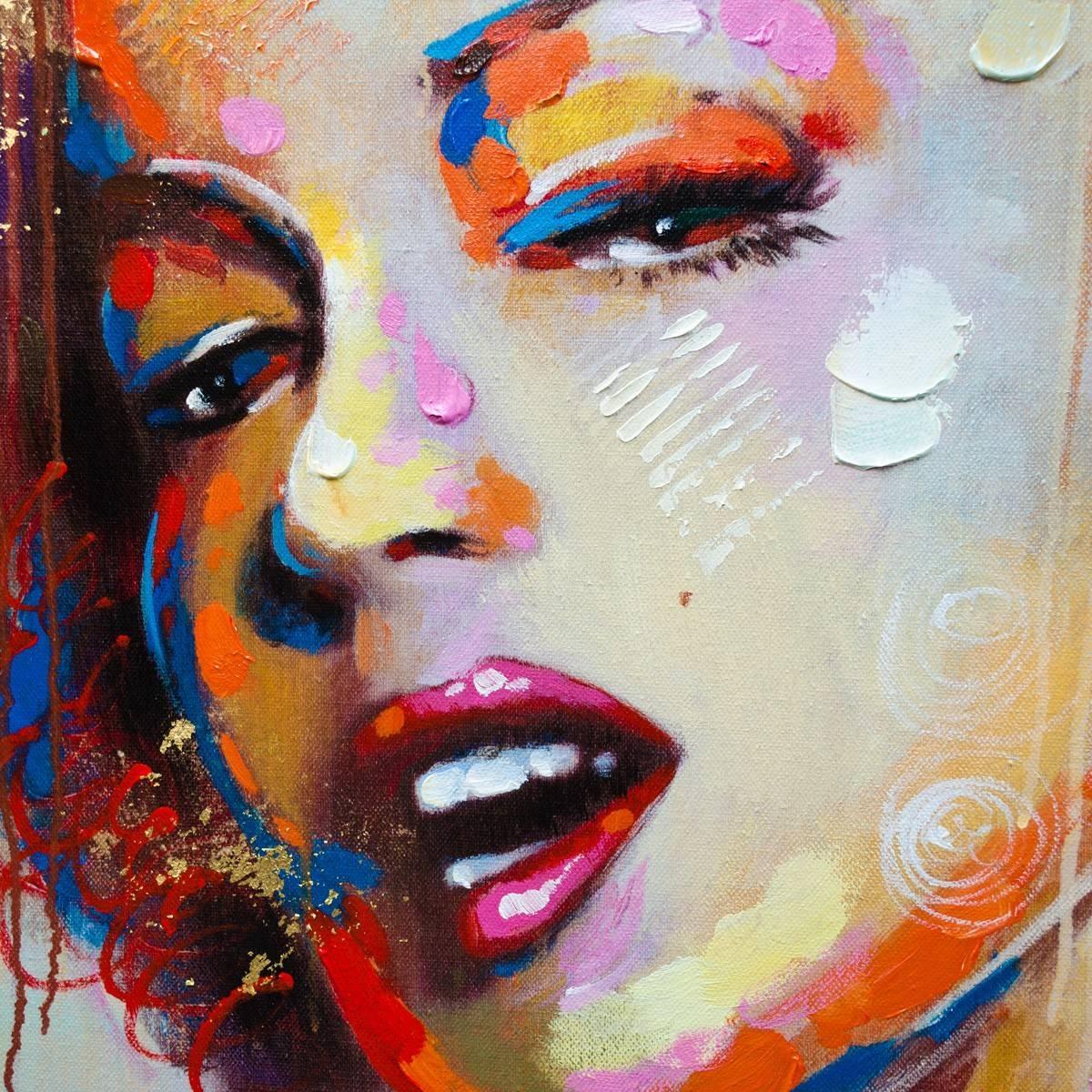 Marilyn Monroe Canvas Wall Art – Be Fabulous! In Most Recently Released Marilyn Monroe Wall Art (View 16 of 25)
