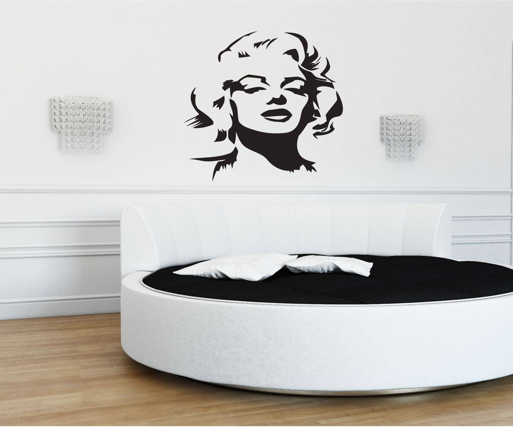 Marilyn Monroe Wall Decor Quotes : Marilyn Monroe Wall Decor Ideas Pertaining To Latest Marilyn Monroe Wall Art Quotes (View 13 of 25)