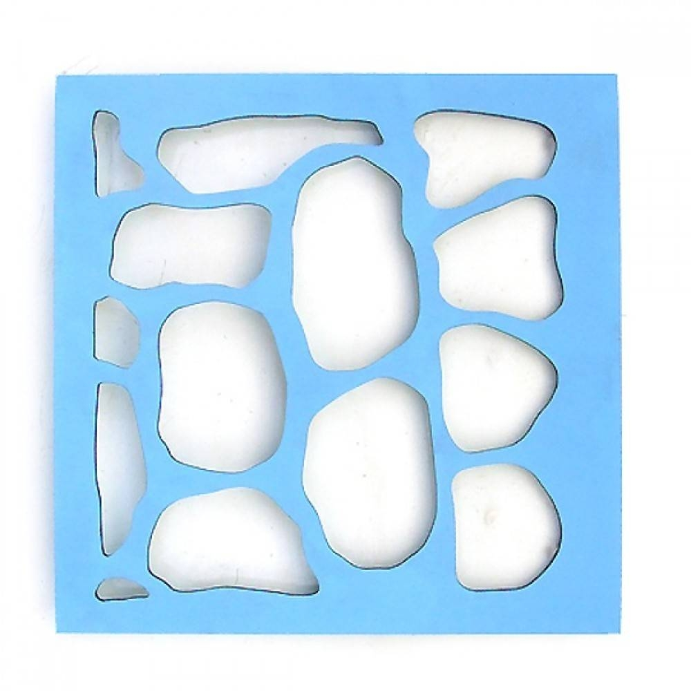Mdf Wooden Wall Art Mix And Match Plaque 8X8 Fretwork 16598 Bs Fwd161 Regarding Most Current Fretwork Wall Art (View 15 of 25)