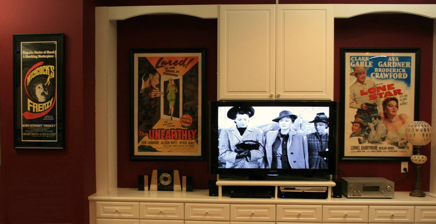 Media Room Movie Art Throughout Newest Media Room Wall Art (View 15 of 20)