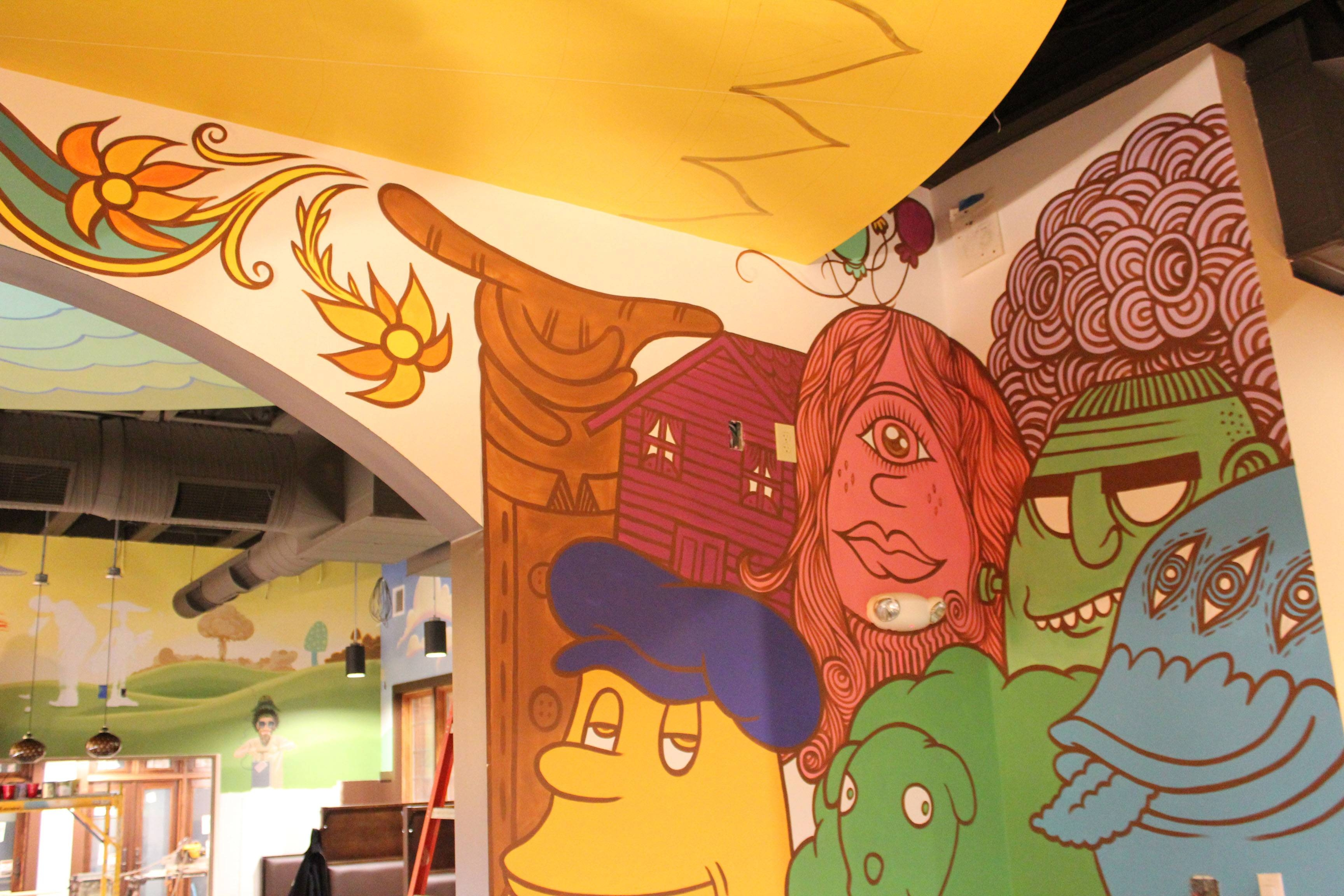 Mellow Mushroom Pizza Bakers To Open In Dublin, Ohio Inside Newest Mushroom Wall Art (View 7 of 20)