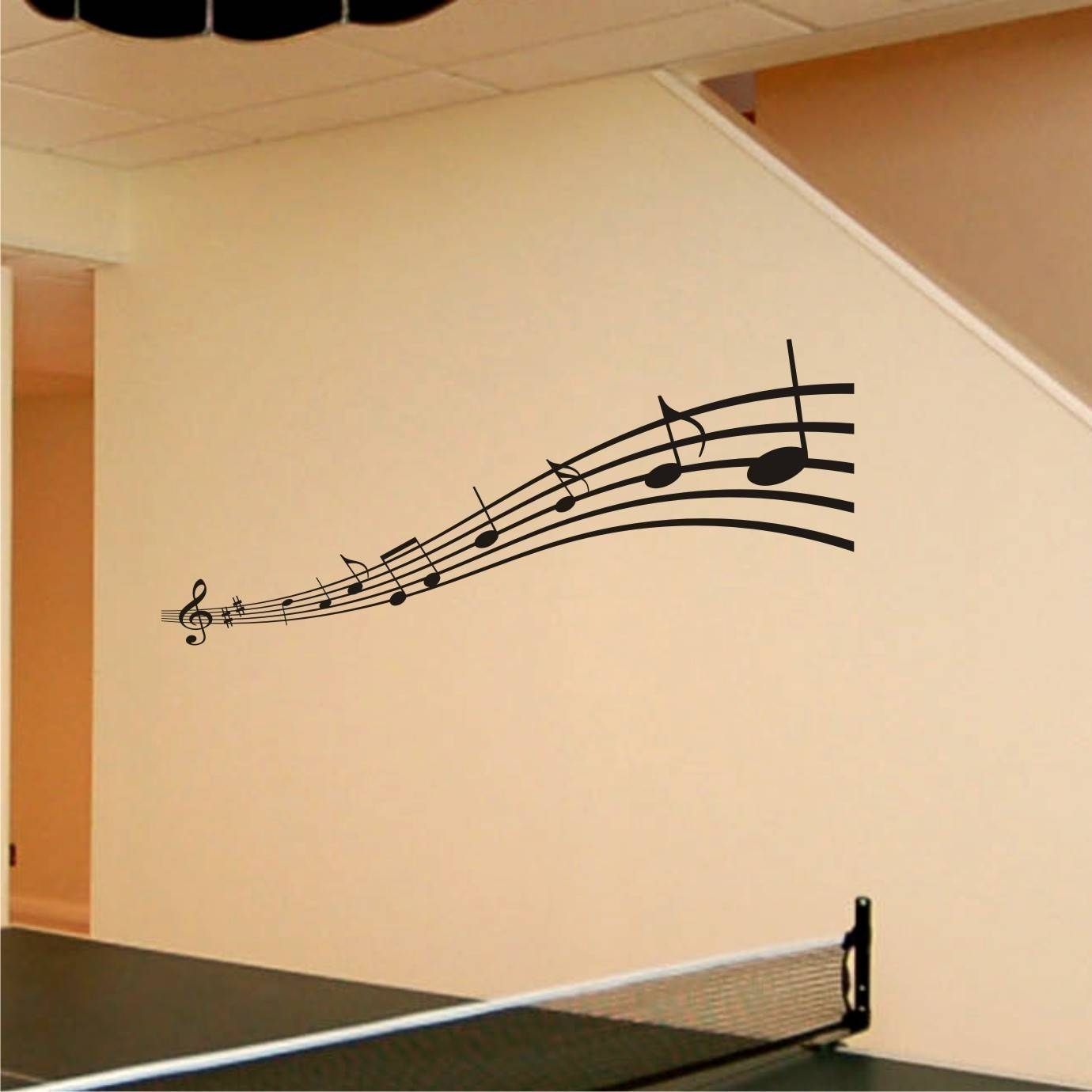 Mesmerizing 80+ Musical Wall Art Design Inspiration Of Best 25+ Regarding Recent Music Theme Wall Art (View 14 of 30)