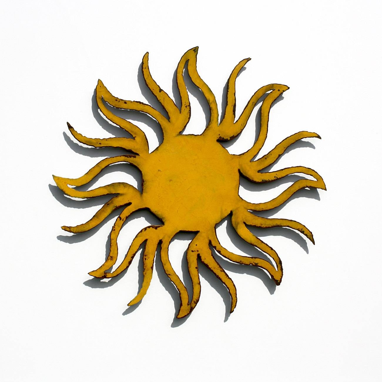 Mesmerizing Metal Sun Wall Art Canada New Sun And Moon Sun Face Inside Current Jeweled Metal Wall Art (View 12 of 20)