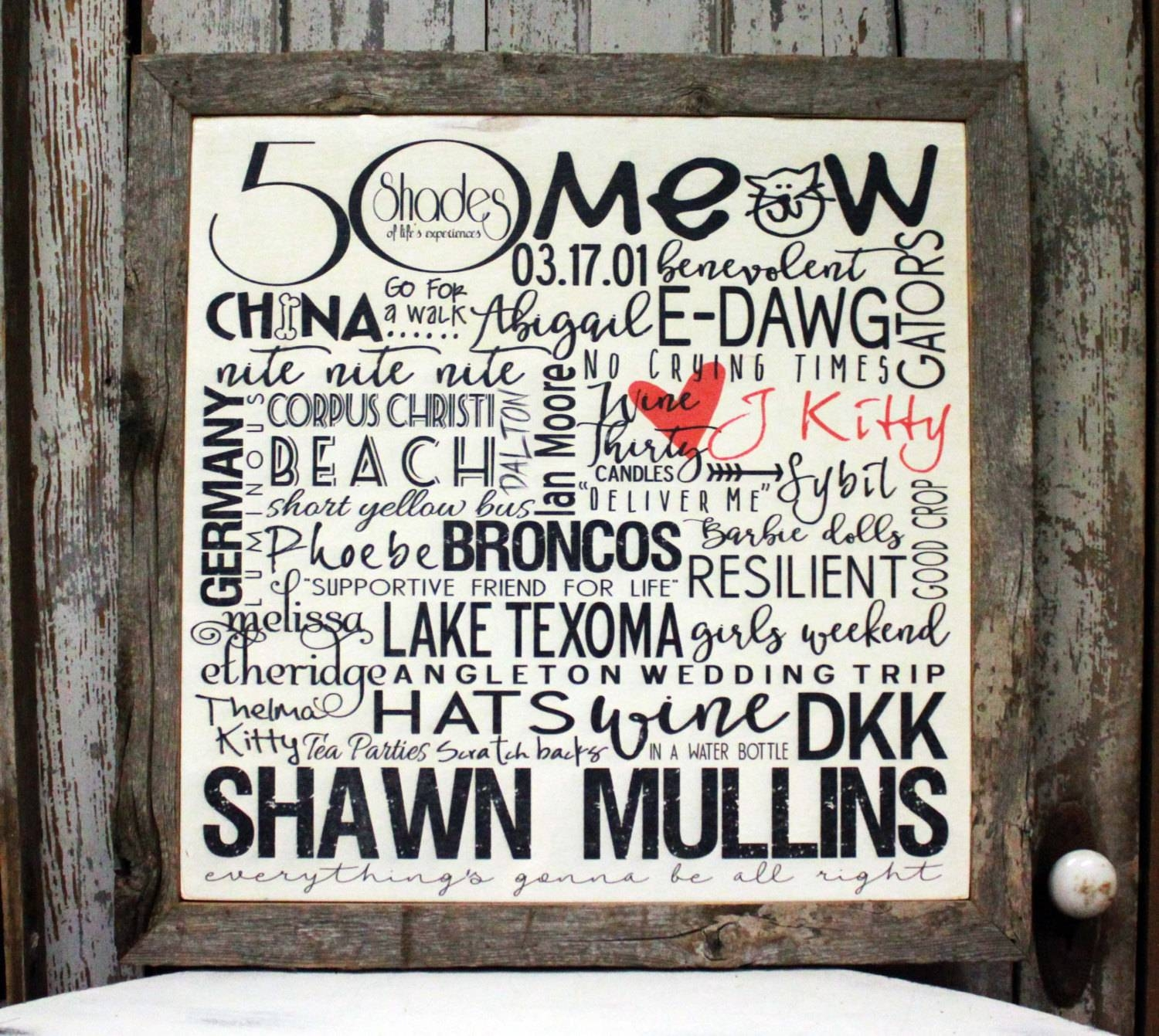 Mesmerizing Trendy Wall Personalised Family Wall Sticker Wall Within Most Up To Date Last Name Wall Art (View 18 of 25)