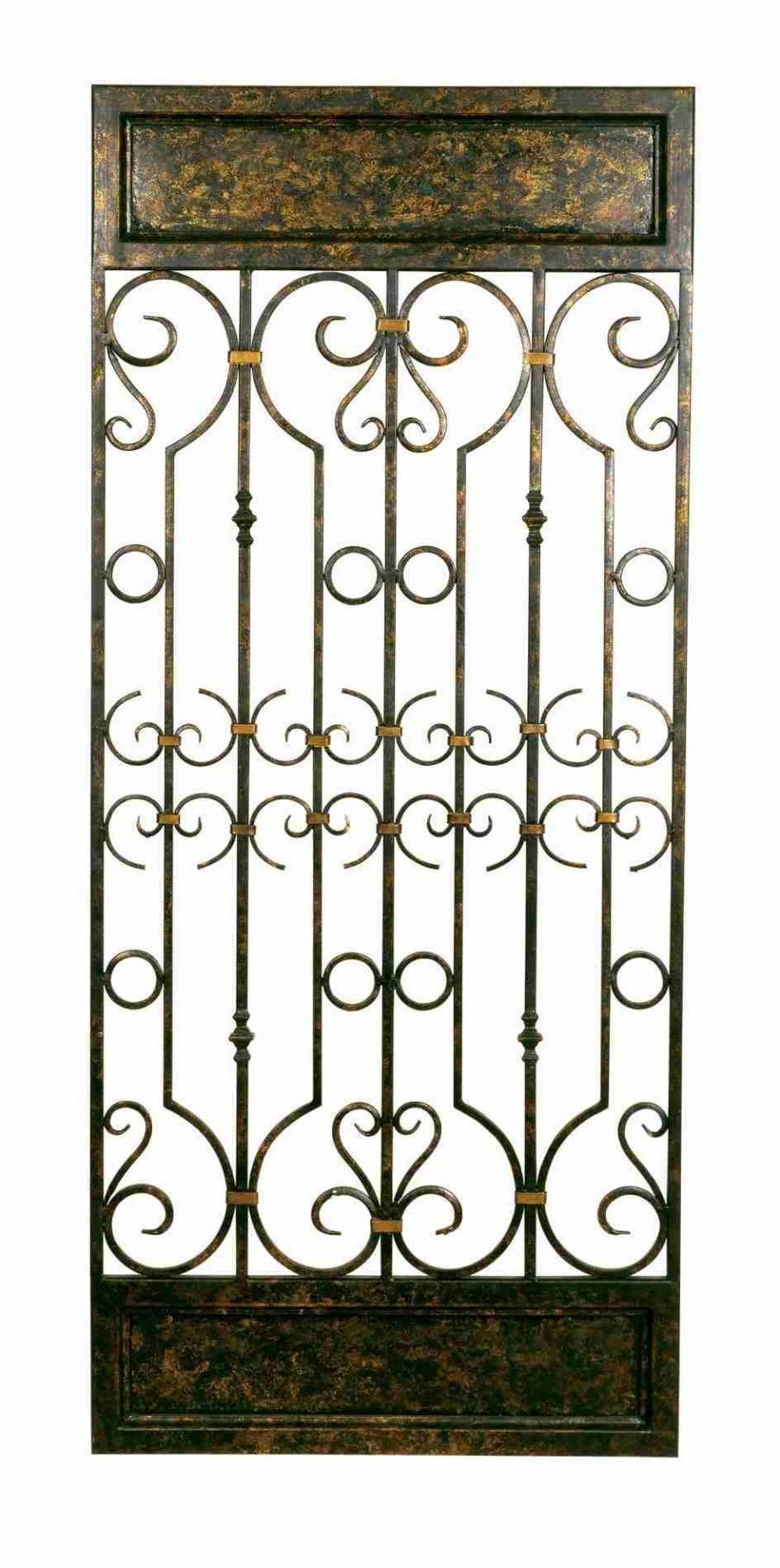 Iron Gate Wall Decor Pleasing View Photos Of Metal Gate Wall Art Showing 23 Of 32 Photos Design Inspiration