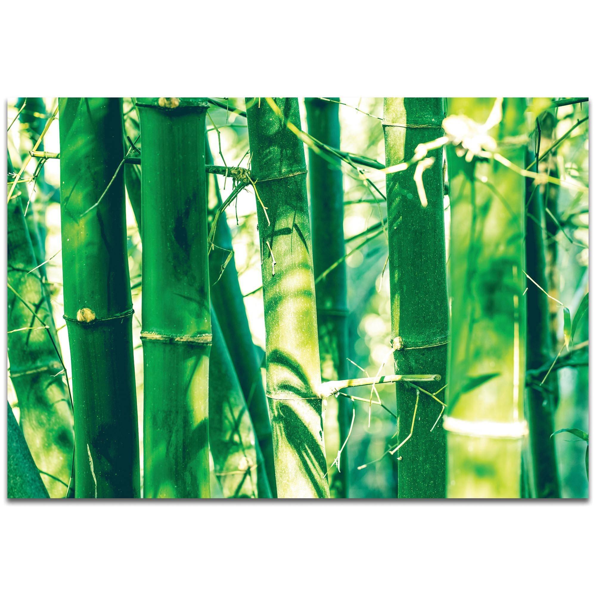 Metal Art Studio – Bamboo Forestmeirav Levy – Nature Regarding Most Current Bamboo Metal Wall Art (View 24 of 25)