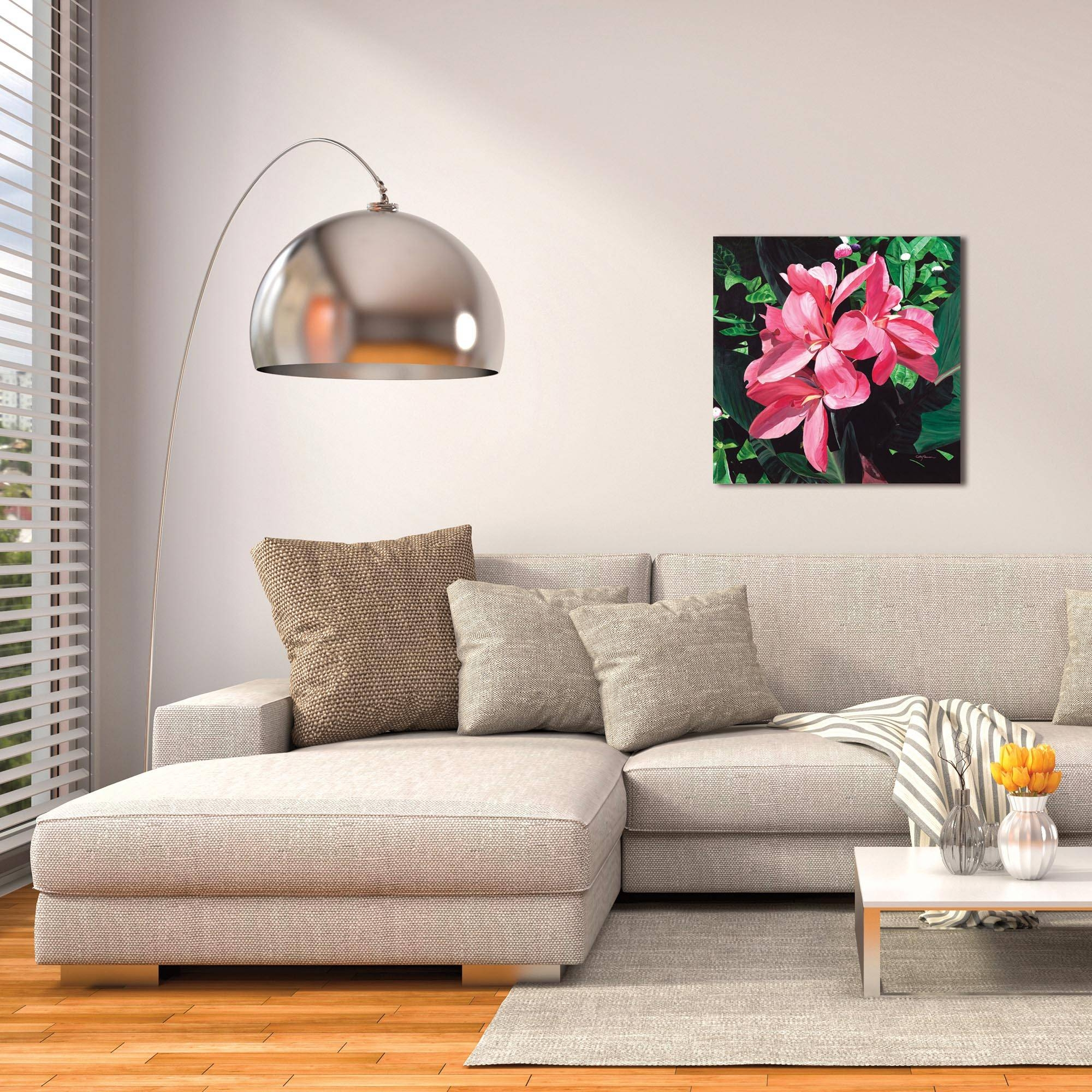 Metal Art Studio – Exotic Liliescathy Pearson – Traditional Intended For Recent Exotic Wall Art (View 11 of 20)