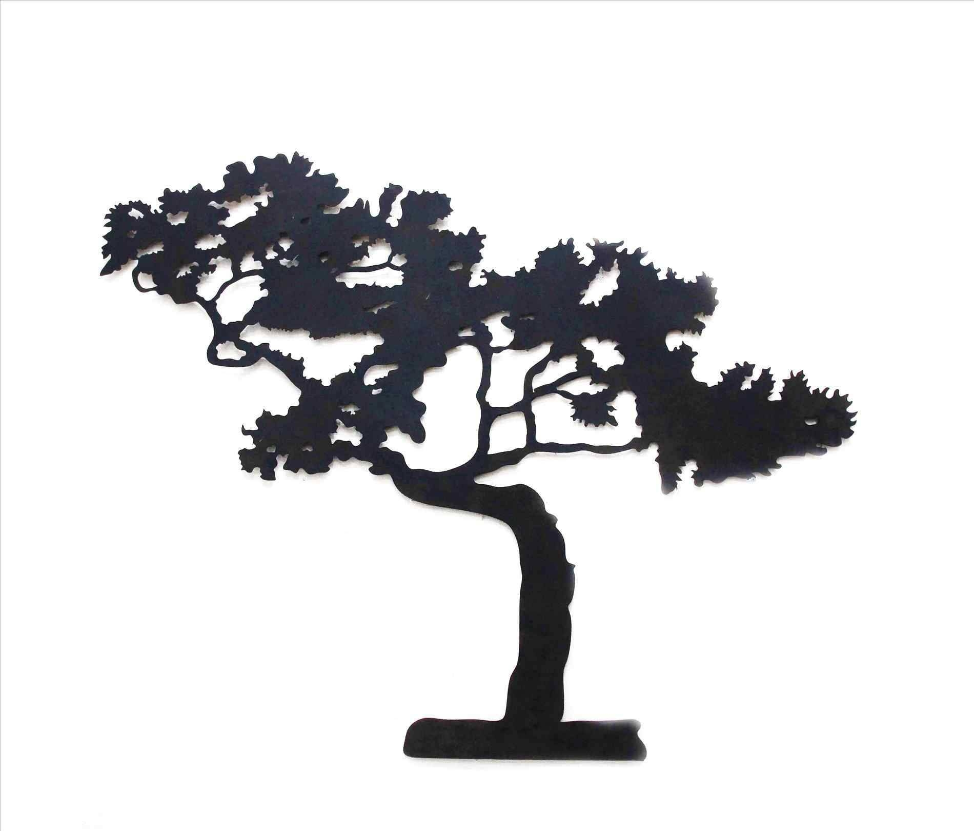 Metal Oak Tree Wall Art | Home Interior Decor Inside Most Current Oak Tree Wall Art (View 11 of 30)