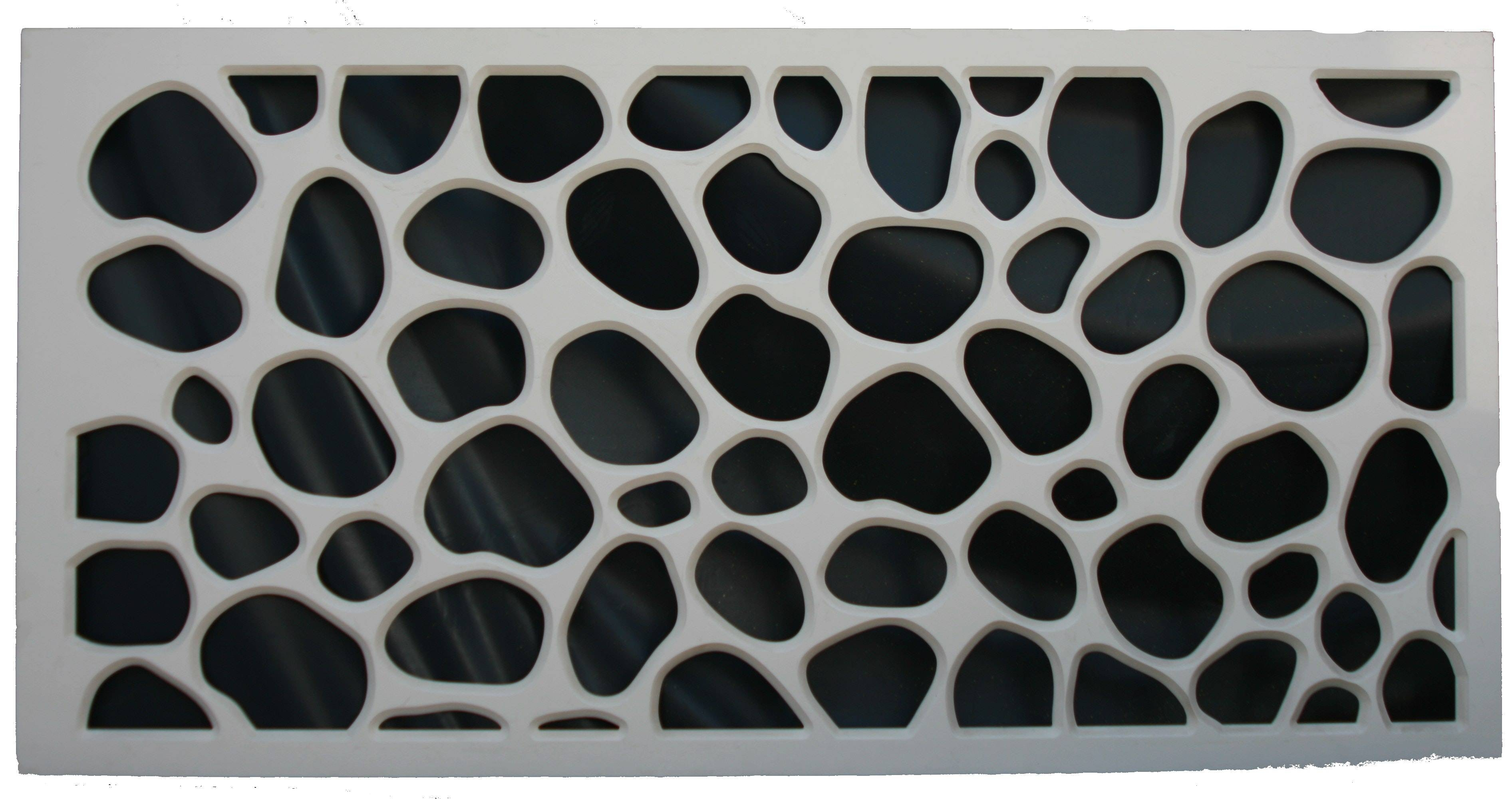 Metal Wall Art For Outdoors Black Outdoor On Modern Home Pertaining To Latest Large Garden Wall Art (View 16 of 25)