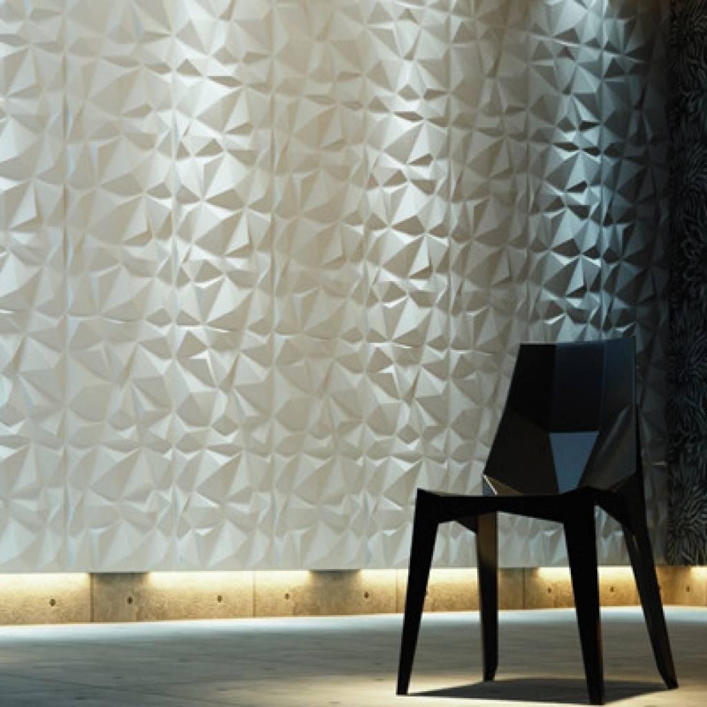 "Metal Wall Art ""fusion"" Multi Panel Modern Wall Decor Salt Wall Inside Most Popular 3d Modern Wall Art (View 13 of 20)"