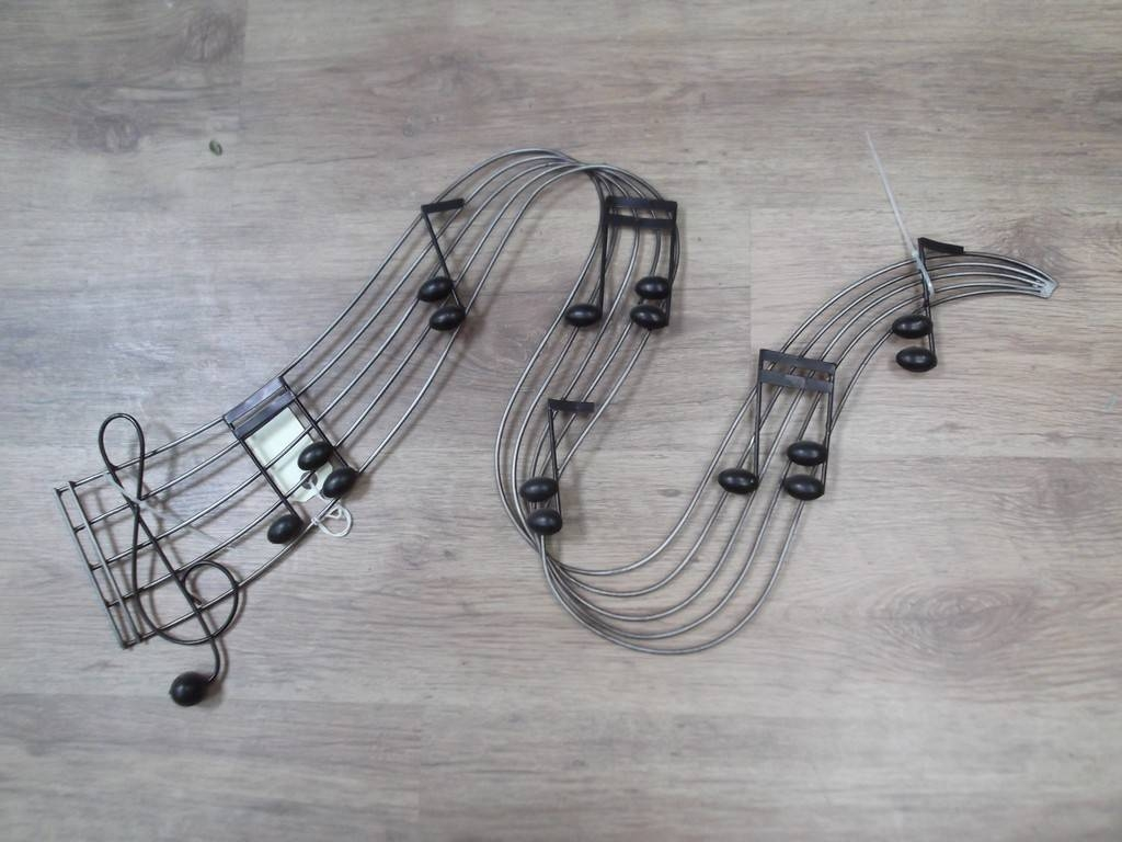 Metal Wall Art Uk | Wall Decor Ideas For Current Metal Music Notes Wall Art (View 8 of 20)
