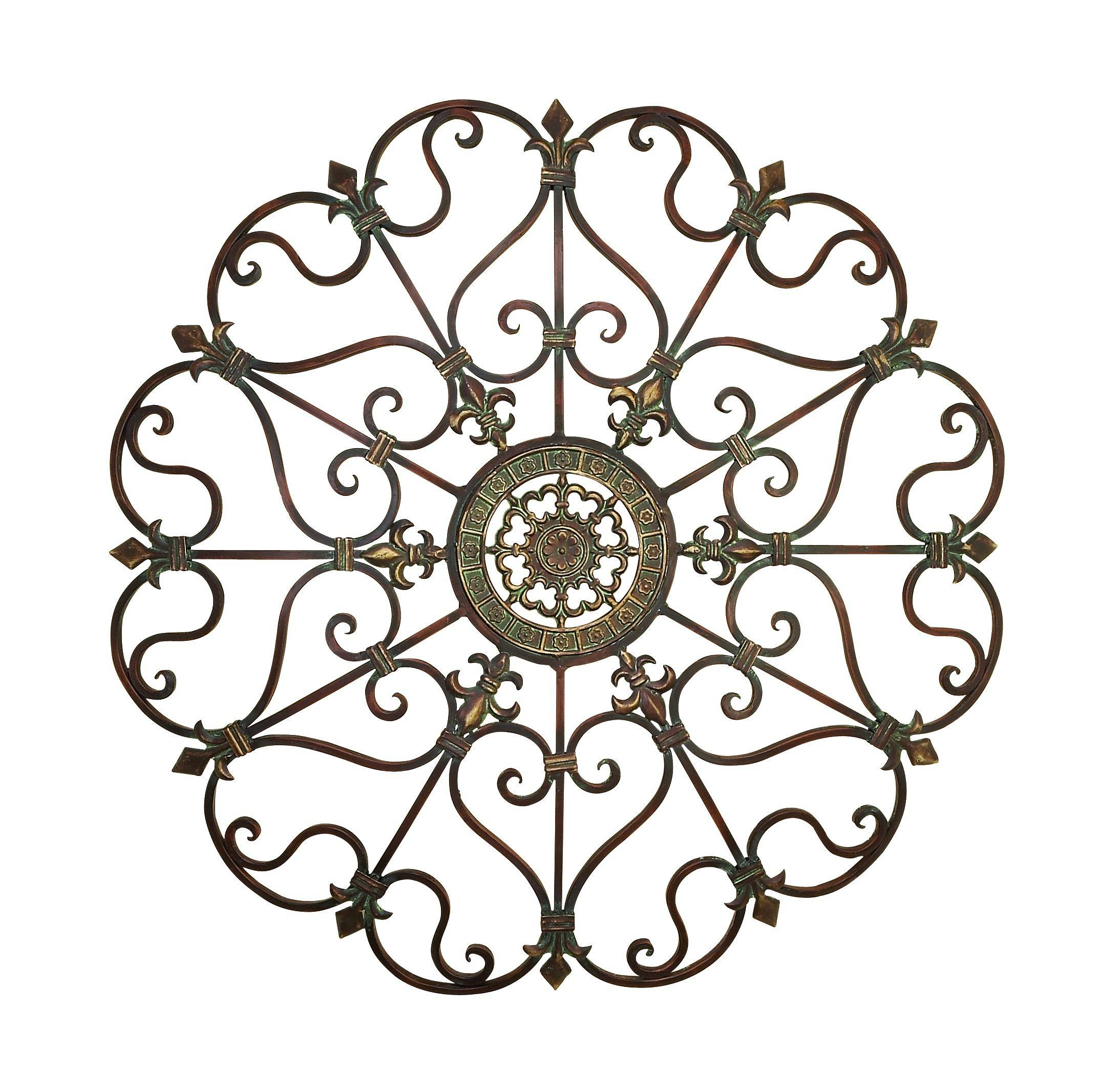 Metal Wall Decor In Recent Jeweled Metal Wall Art (View 10 of 20)