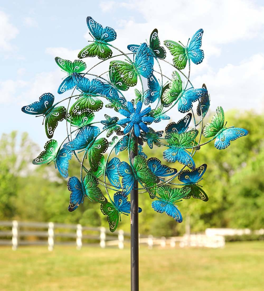 Metal Yard Art | Metal Garden Sculptures | Wind & Weather Pertaining To Recent Metal Sunflower Yard Art (View 16 of 26)