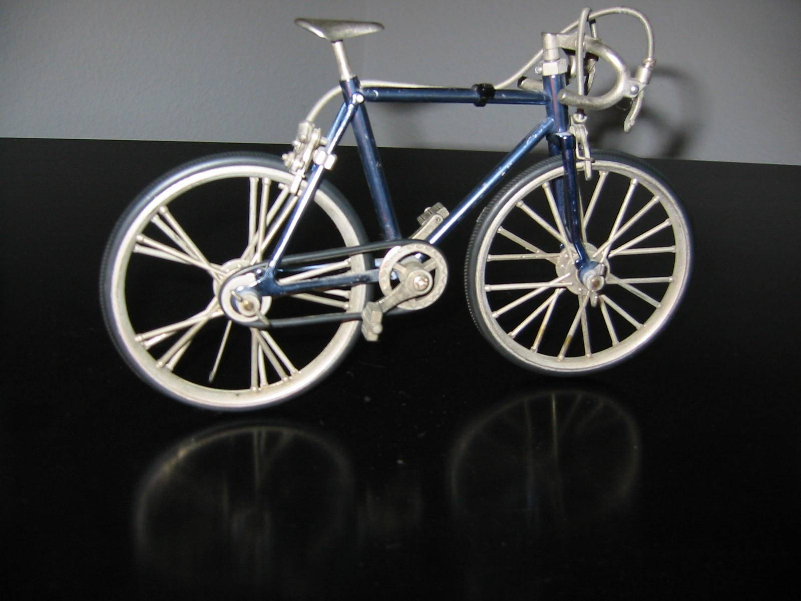 Mid Century Metal Bicycle Folk Art Sculpture For Sale | Antiques Regarding Most Recently Released Metal Bicycle Art (View 8 of 20)