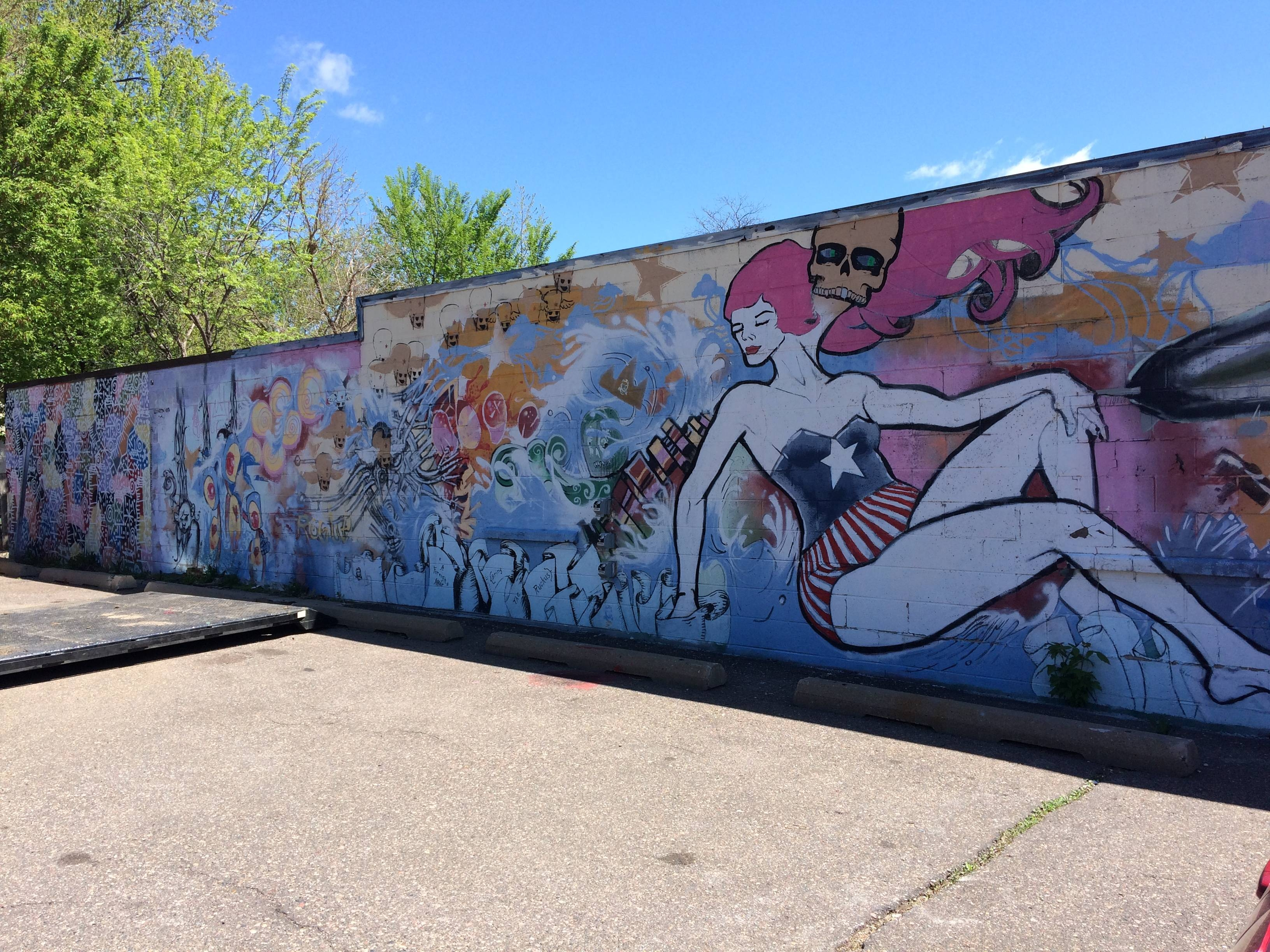 Minneapolis Mural Map: Northeast Arts District – Art Force Academy With Regard To Most Up To Date Minneapolis Wall Art (View 8 of 20)