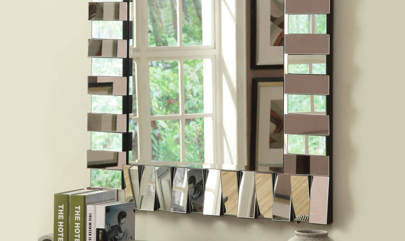 Mirror : Art Wall Decor Walmart With Cheap Contemporary Mirrors Inside 2017 Contemporary Mirror Wall Art (View 19 of 20)