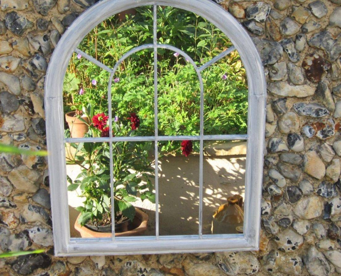 Mirror : Garden Wall Art Small Plants For Amazing Garden Wall Art In Most Popular Garden Wall Art (View 20 of 30)