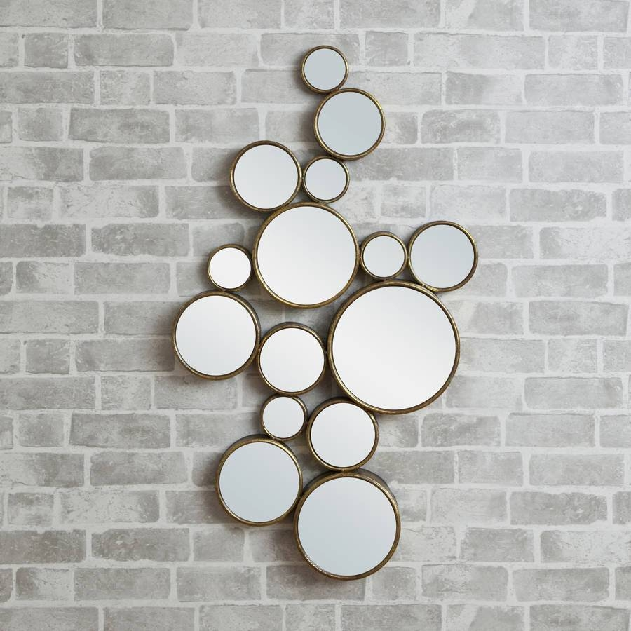 Mirror : Glamorous Funky Mirror Wall Art Awe Inspiring Funky Throughout 2018 Mirror Circles Wall Art (View 3 of 20)
