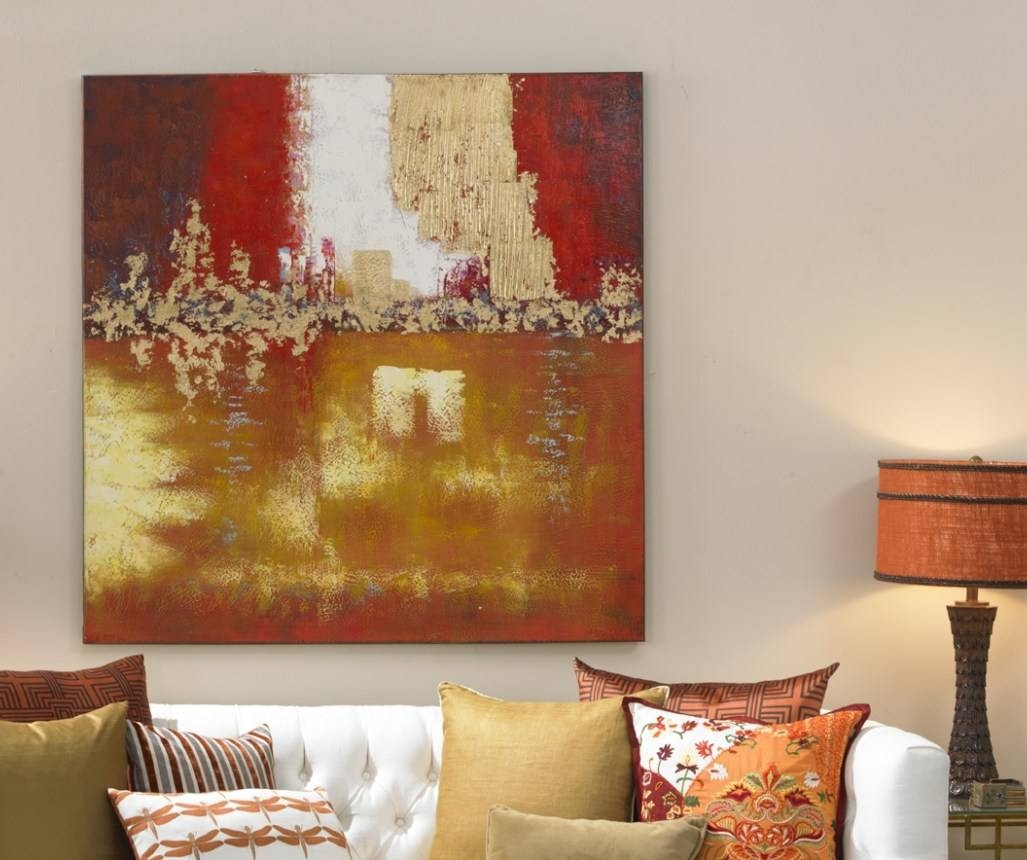 Mirror : Intrigue Red Mirror Wall Art Astounding Red Mirror Wall Pertaining To Current Abstract Mirror Wall Art (View 14 of 15)