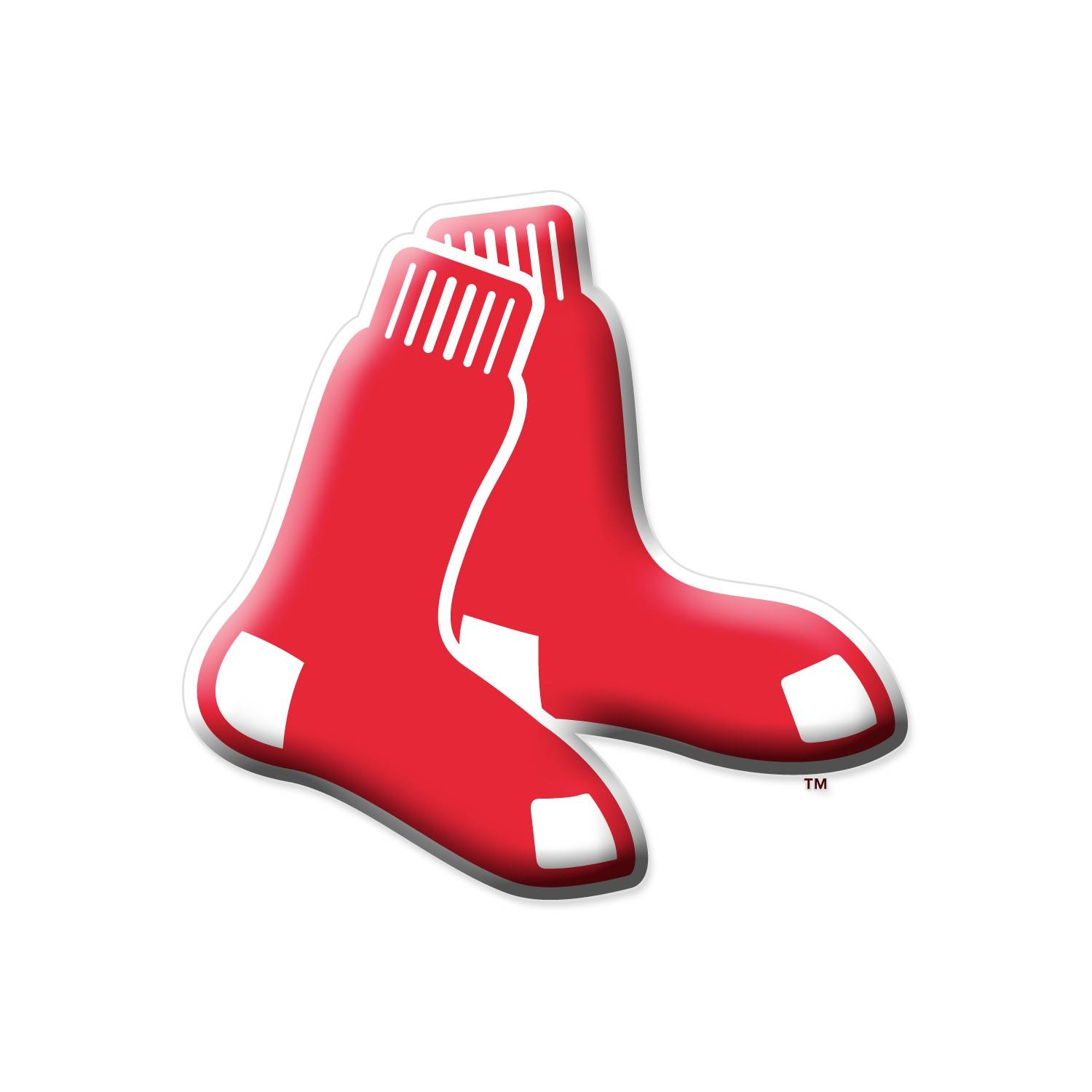 Mlb Boston Red Sox Wall Hanging Baseball Team Logo Accent Decor In Recent Boston Red Sox Wall Art (View 21 of 25)