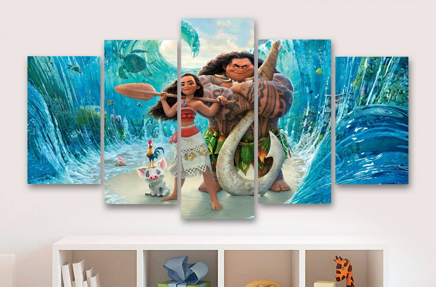 20 the best disney canvas wall art for Canvas prints childrens bedrooms