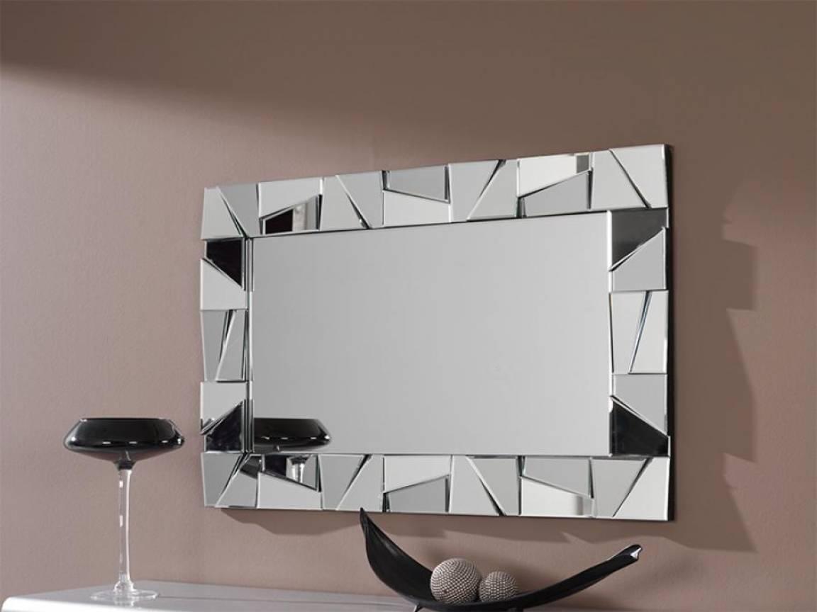 Modern Bathroom Wall Mirrors Metal Artwork Modern Wall Decor Throughout Most Current Modern Mirror Wall Art (View 14 of 20)