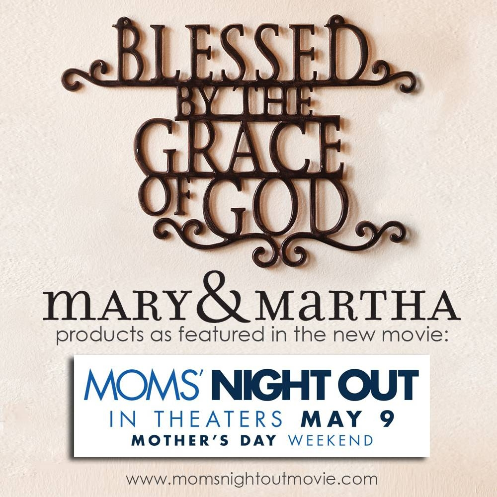 Moms' Night Out – Busy Being Jennifer Regarding Most Current Grace Wall Art (View 18 of 25)