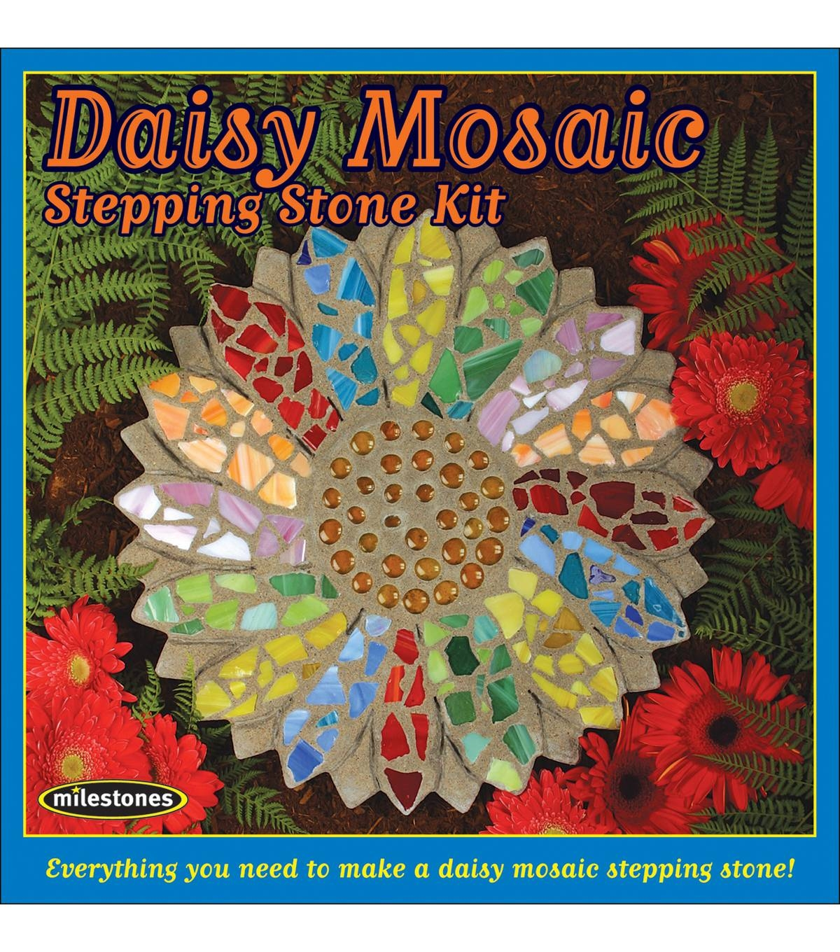 Mosaic Art – Mosaic Supplies & Stone Craft | Joann Regarding Recent Mosaic Art Kits For Adults (View 5 of 20)