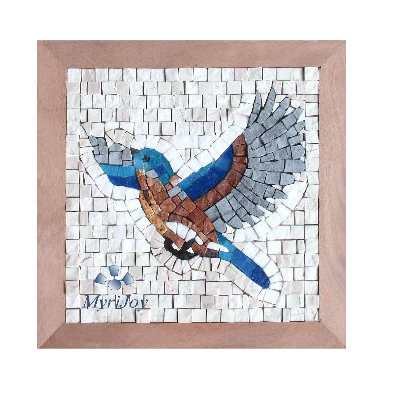 Mosaic Crafts For Adults Take Flight Mosaic Art Kit Mosaic Throughout Most Recent Mosaic Wall Art Kits (View 17 of 20)
