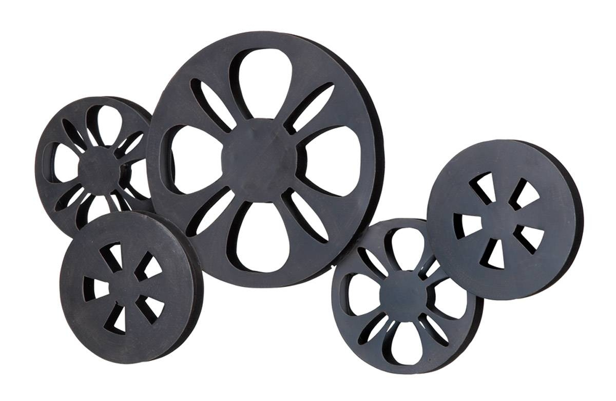 Movie Reel Wall Decor Ideas | Design Ideas And Decor Throughout Best And Newest Film Reel Wall Art (View 2 of 30)