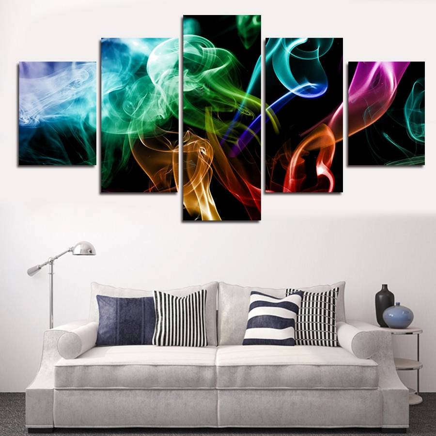 Multi Piece Wall Art Modern : Make Multi Piece Wall Art U2013 Indoor In Latest  Multiple