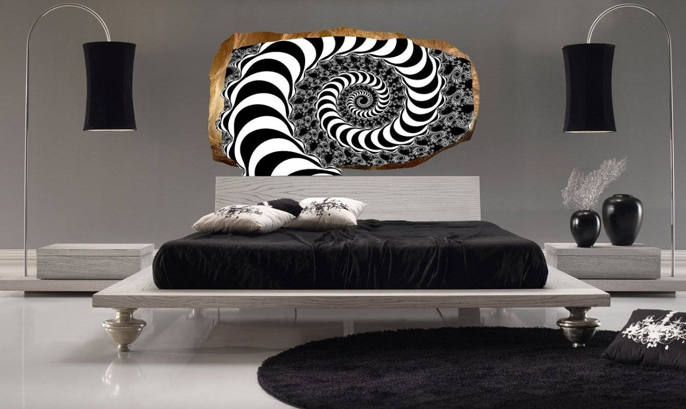 Mural : Street Wall Art Amazing Wall Murals 3d Wall Design Intended For Current Zebra 3d Wall Art (View 11 of 20)
