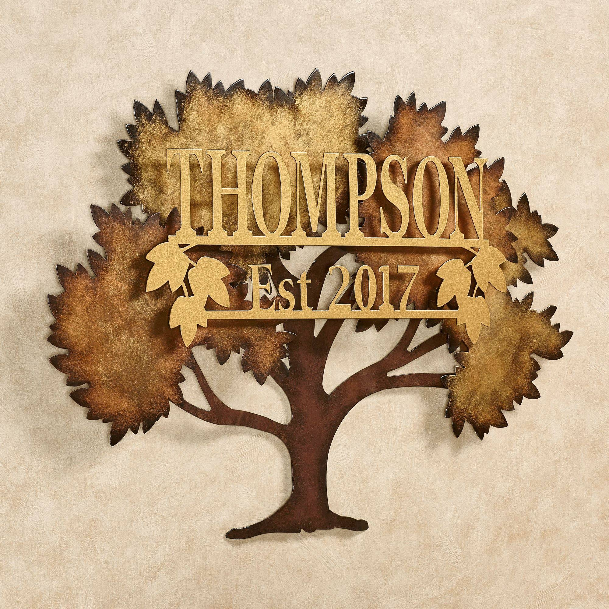 Natural Elements Metal Wall Sculptures | Touch Of Class within 2018 Tree Wall Art Sculpture