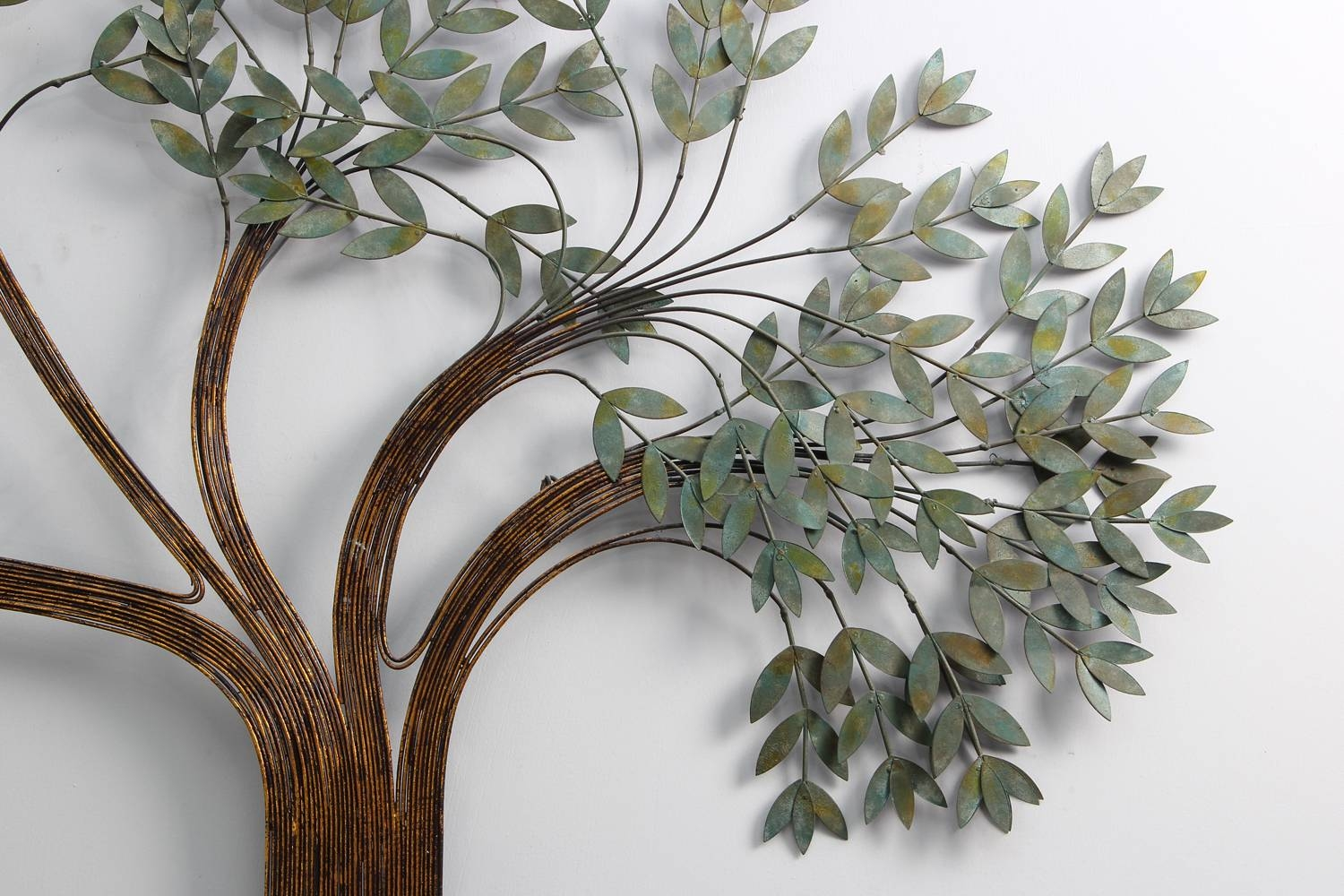 Nature Sculpture Wall Art Intended For Most Popular Tree Sculpture Wall Art (View 8 of 20)
