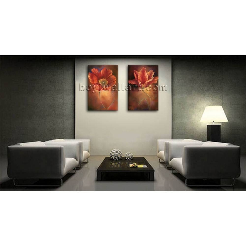 Neat Design Framed Wall Art For Living Room Charming Decoration Throughout 2018 Oversized Framed Art (View 13 of 20)
