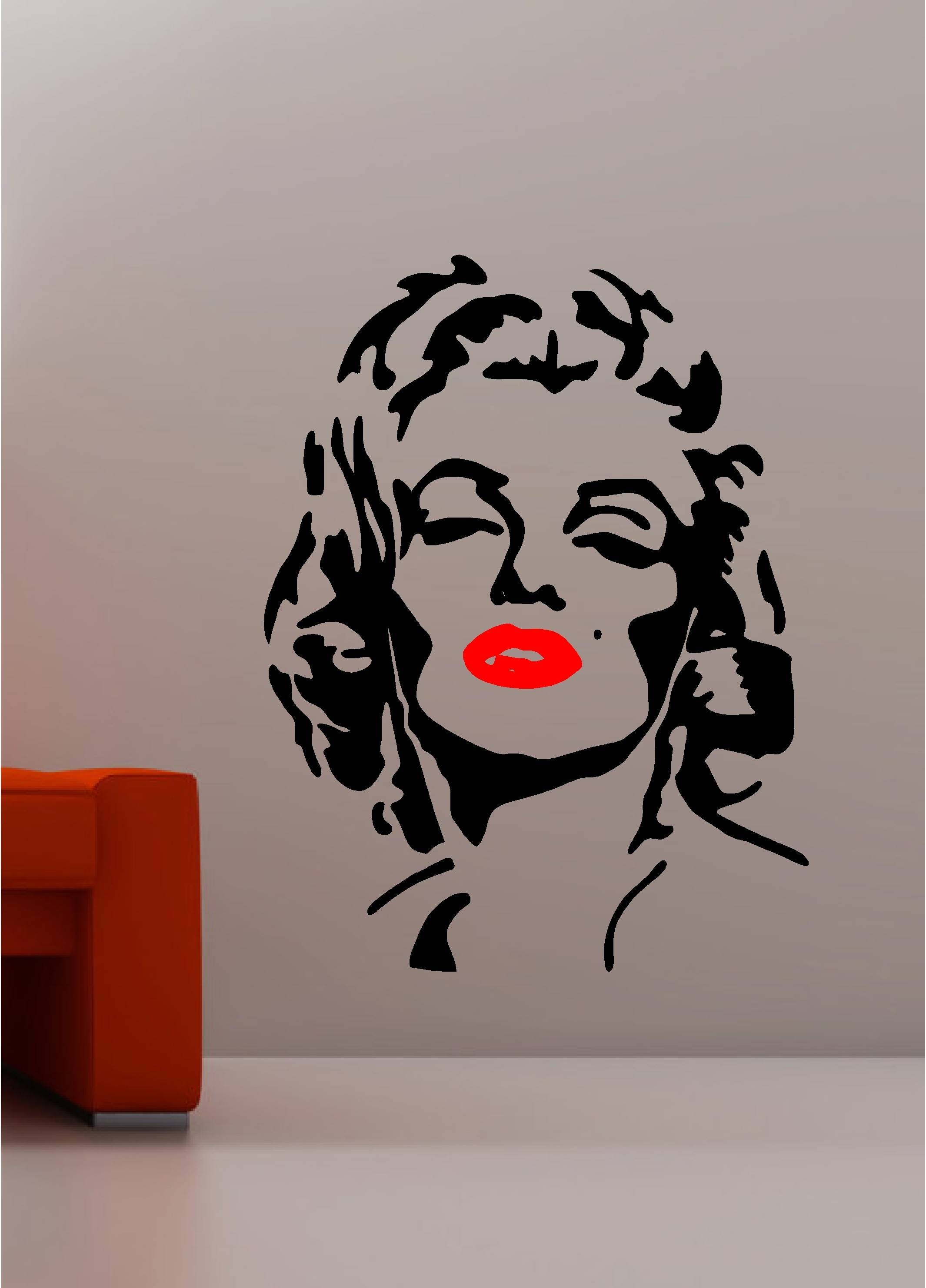 New Marilyn Monroe Wall Art | About My Blog For Latest Marilyn Monroe Wall Art (Gallery 2 of 25)