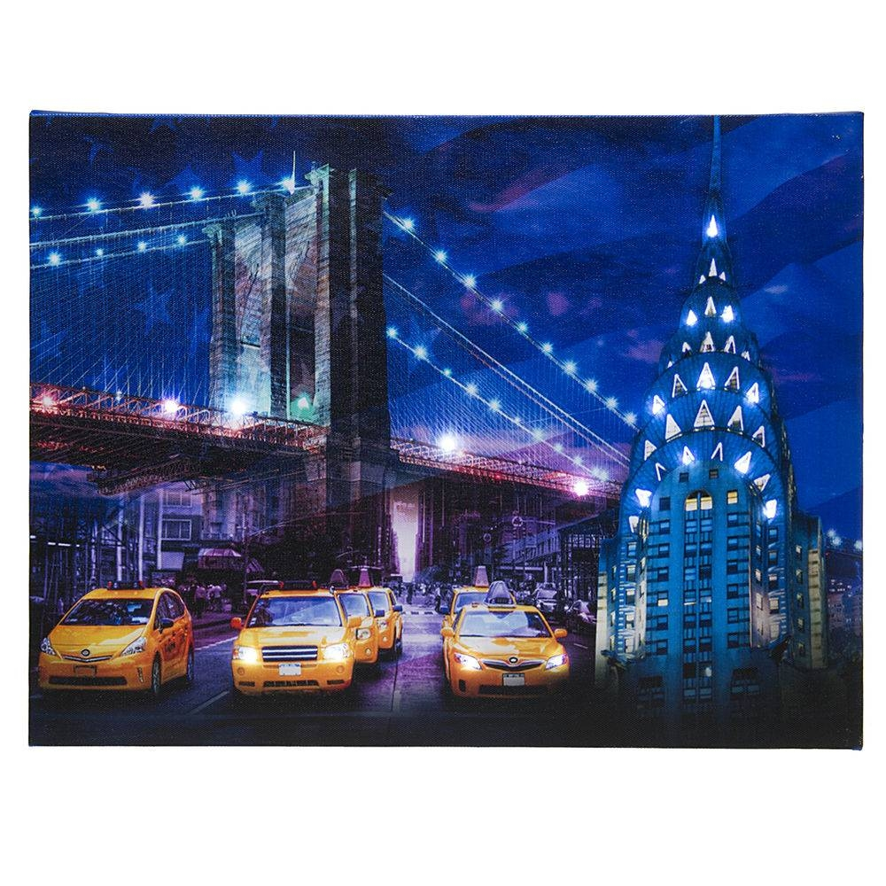New York Home Décor Posters & Prints | Ebay Pertaining To Current New York City Wall Art (View 9 of 20)
