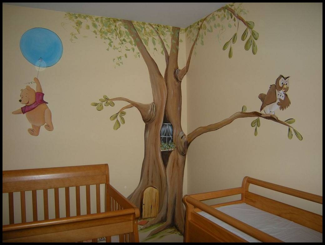 Nice Winnie The Pooh Wall Decals : Winnie The Pooh Wall Decals With Regard To Current Winnie The Pooh Wall Decor (View 4 of 20)