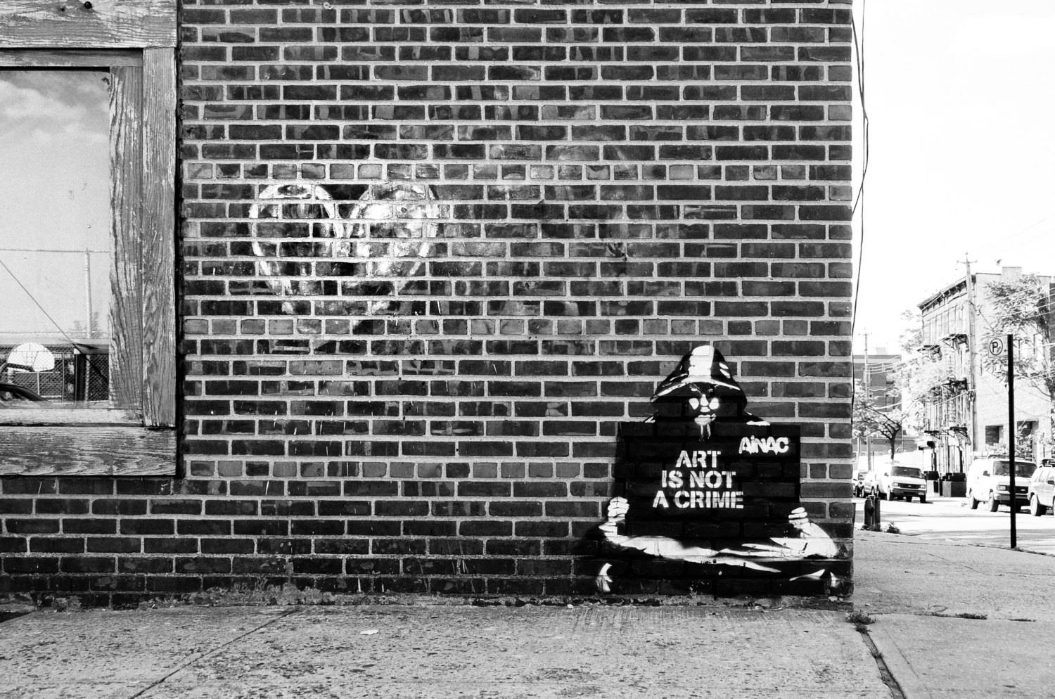 Nyc Photography Street Art Black & White Fine Art Print Inside Recent Photography Wall Art (View 18 of 25)