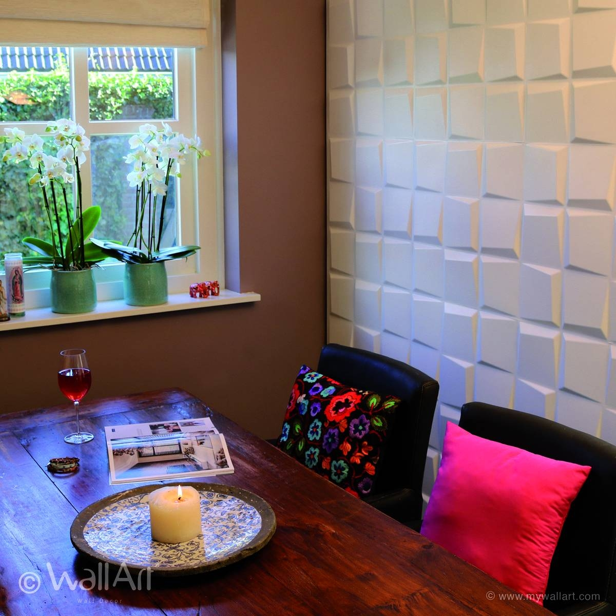 Oberon Design - Decorative 3D Wall Panelswalldecor3D regarding Newest 3D Wall Panels Wall Art
