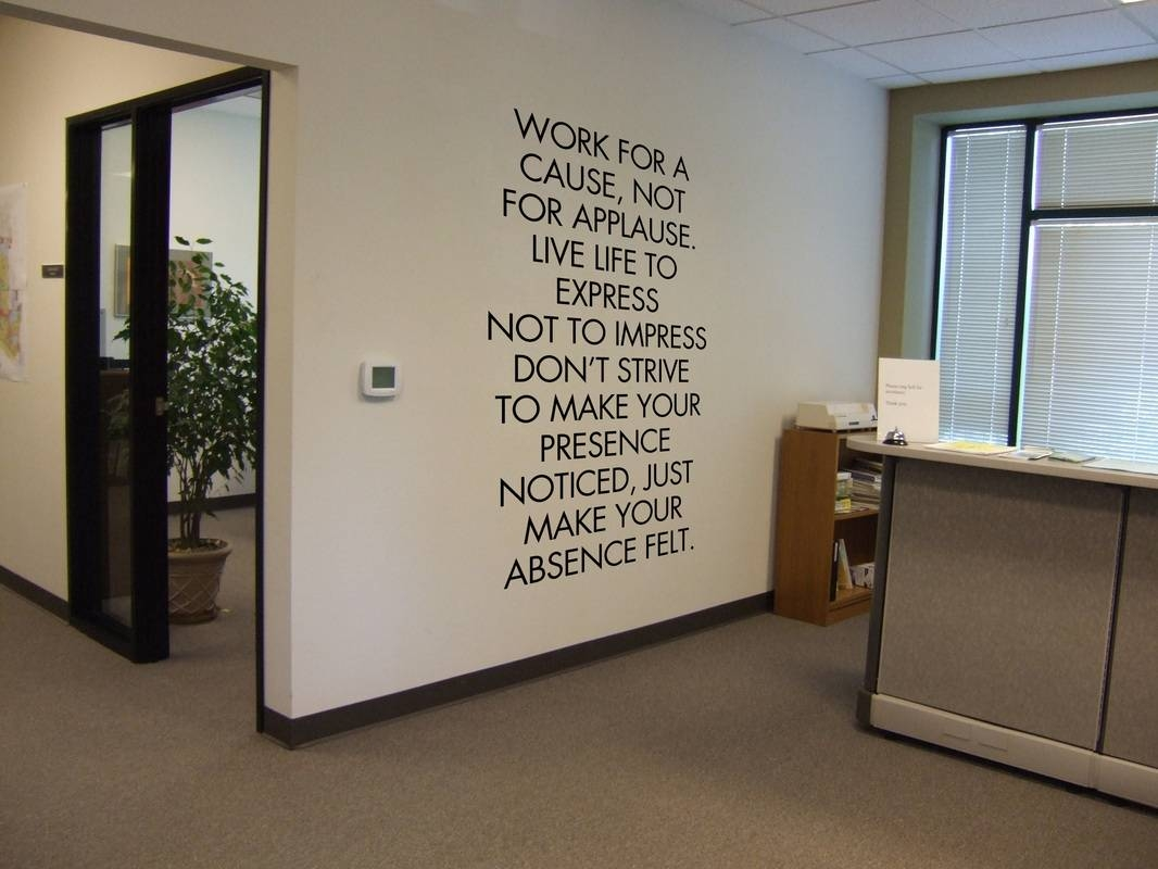 Featured Photo of Wall Art For Offices