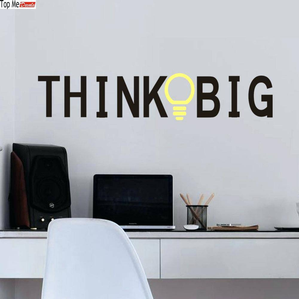 Office Design : Motivational Poster Inspiration Wall Art Throughout Best And Newest Inspirational Wall Art For Office (View 14 of 20)