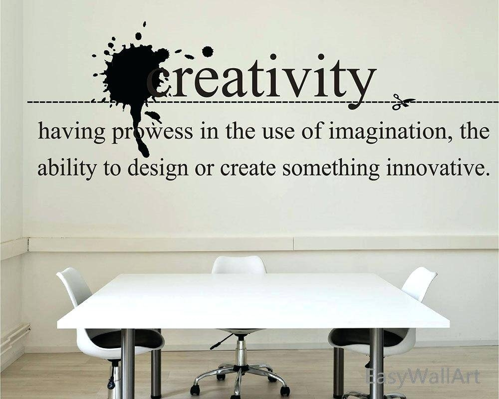 Office Design: Wall Stickers For Office (View 11 of 20)