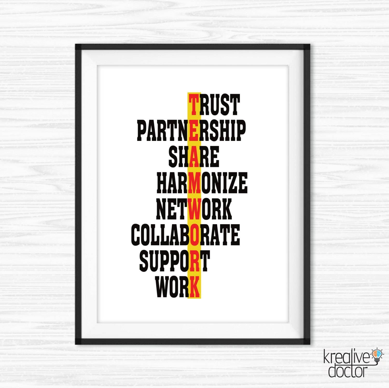 Office Wall Art Success Quotes Printable Office Quotes Canvas In Most  Recently Released Inspirational Wall Art