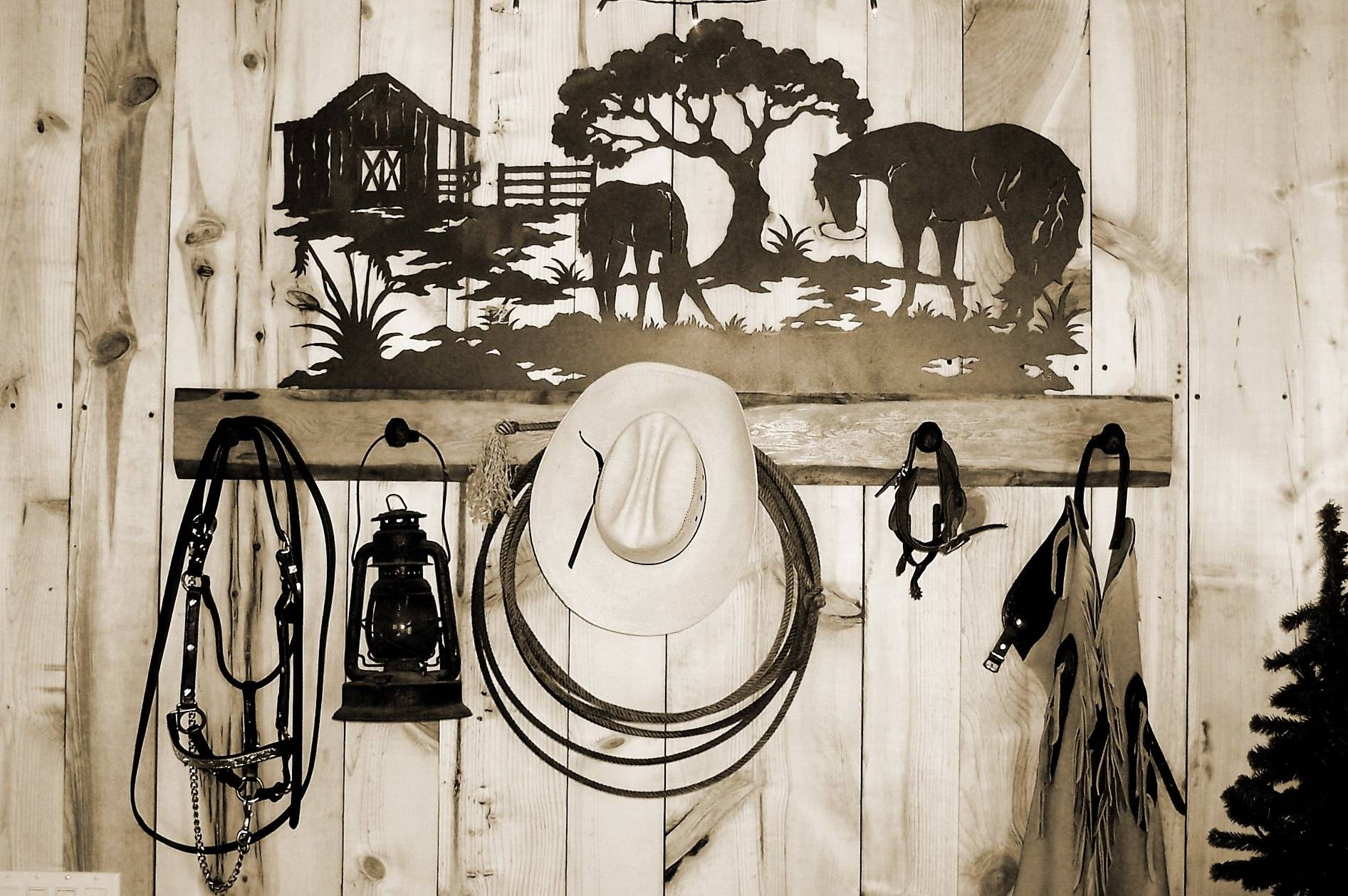 Old Western Silhouette | References | Pinterest | Westerns With Best And Newest Western Metal Art Silhouettes (View 17 of 30)