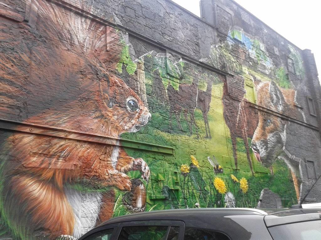Outdoor Wall Art (3) – Glasgowanimeloverloveskyo On Deviantart Regarding Most Popular Outside Wall Art (View 17 of 31)